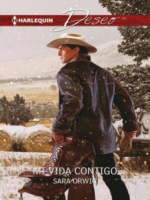cover image of Mi vida contigo