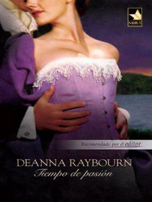 cover image of Tiempo de pasión