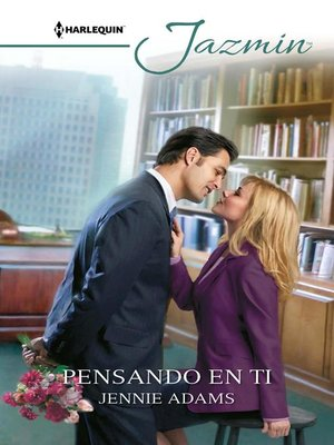 cover image of Pensando en ti