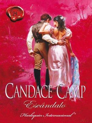 cover image of Escândalo