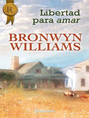 cover image of Libertad para amar
