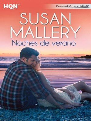 cover image of Noches de verano