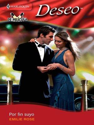 cover image of Por fin suyo