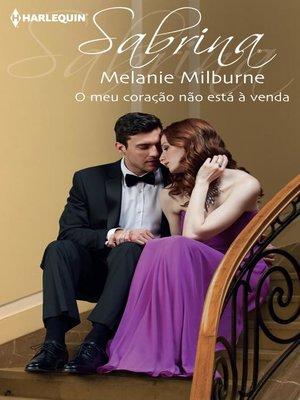 cover image of O meu coração não está à venda