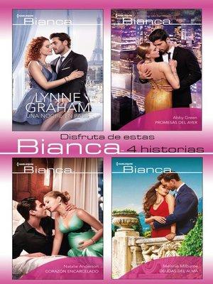 cover image of E-Pack Bianca 2 octubre 2019