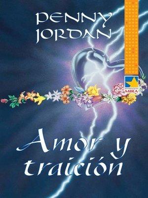 cover image of Amor y traición