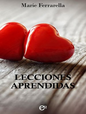 cover image of Lecciones aprendidas