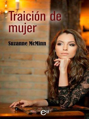 cover image of Traición de mujer