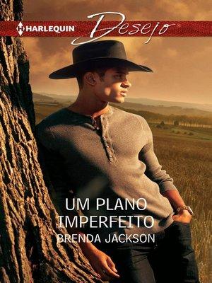 cover image of Um plano imperfeito