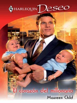 cover image of El corazón del millonario