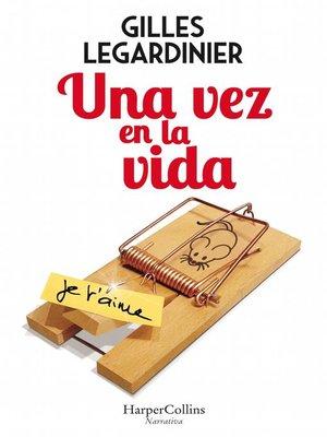 cover image of Una vez en la vida
