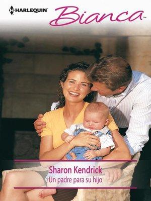 cover image of Un padre para su hijo
