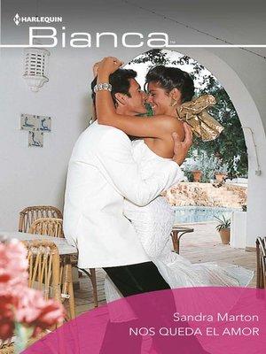 cover image of Nos queda el amor