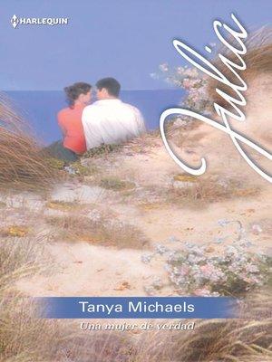 cover image of Una mujer de verdad
