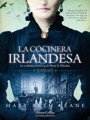 cover image of La cocinera irlandesa