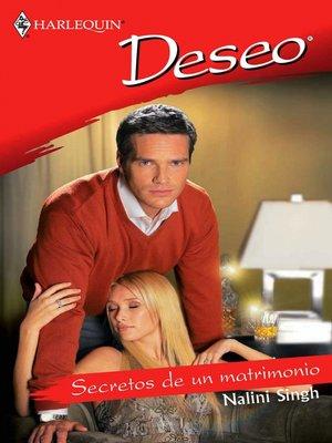 cover image of Secretos de un matrimonio
