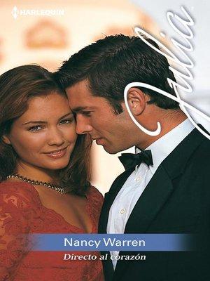 cover image of Directo al corazón