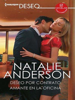cover image of Deseo por contrato--Amante en la oficina