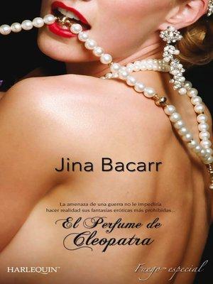 cover image of El perfume de Cleopatra