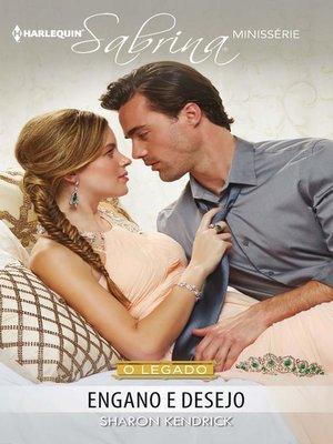 cover image of Engano e desejo