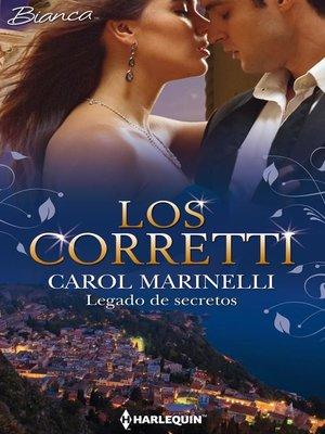 cover image of Legado de secretos