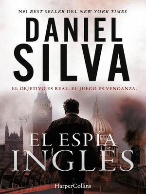 cover image of El espía inglés