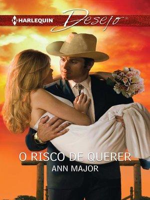cover image of O risco de querer