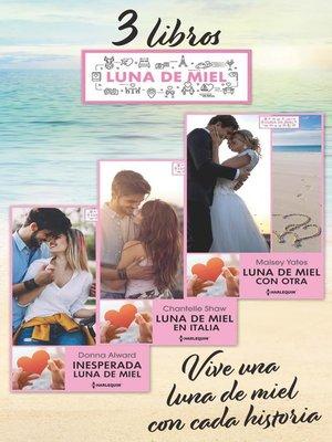 cover image of E-Pack Jazmín Luna de Miel 1--junio 2020