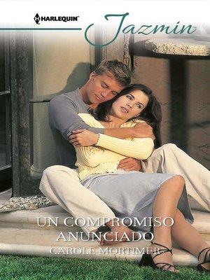 cover image of Un compromiso anunciado