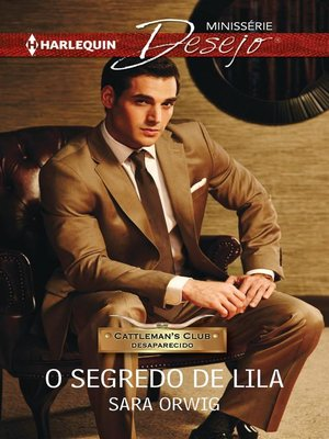 cover image of O segredo de lila