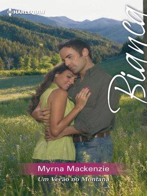 cover image of Um verão no montana
