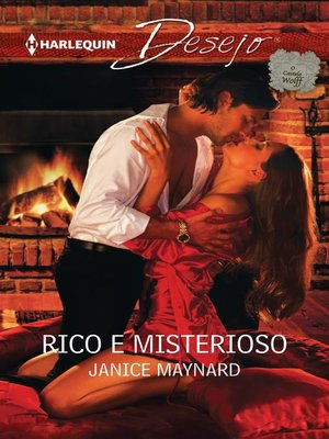 cover image of Rico e misterioso