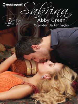 cover image of O poder da tentação
