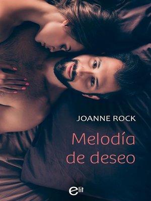 cover image of Melodía de deseo