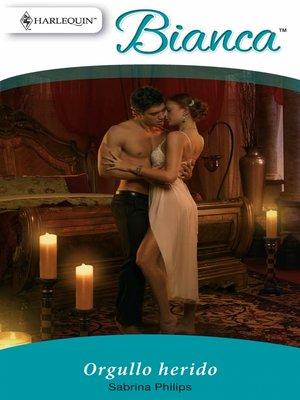 cover image of Orgullo herido