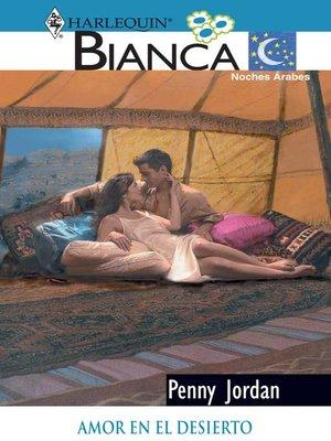 cover image of Amor en el desierto