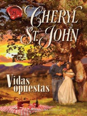 cover image of Vidas opuestas