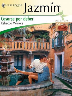 cover image of Casarse por deber