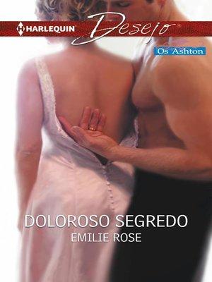 cover image of Doloroso segredo