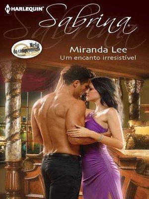 cover image of Um encanto irresistível