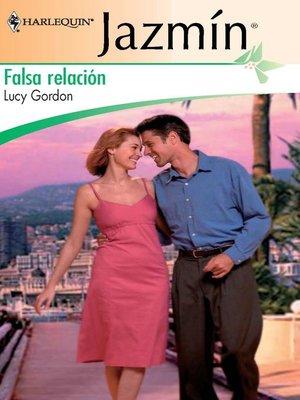 cover image of Falsa relación