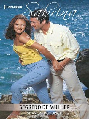 cover image of Segredo de mulher
