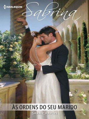 cover image of Às ordens do seu marido