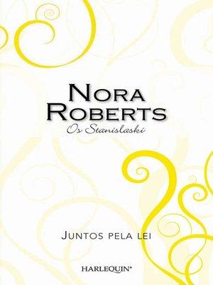 cover image of Juntos pela lei