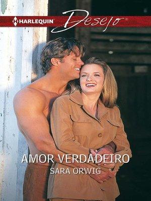 cover image of Amor verdadeiro