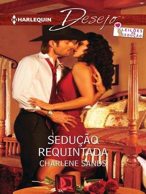 cover image of Sedução requintada