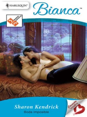 cover image of Boda imposible