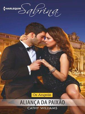 cover image of Aliança da paixão