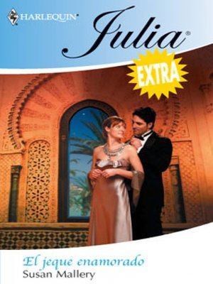 cover image of El jeque enamorado