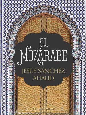 cover image of El mozárabe